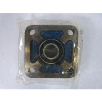 Tapered Roller Bearings RHP  500TQO710-1  SF2 1020-20G Square Pillow Block with Bearing ! NEW IN BAG !