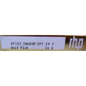 Belt Bearing RHP,  584TQO730A-1  PRECISION 9-7-5 BEARINGS, B2707 TNBDUF EP7,  NIB