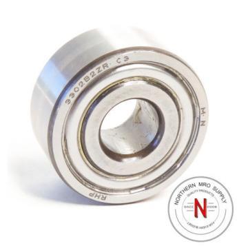Belt Bearing RHP  381096  3302-B2ZR-C3 DOUBLE ROW, ANGULAR CONTACT BEARING, 15mm x 42mm x 19mm, FIT C3