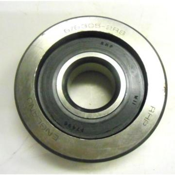 "Belt Bearing RHP  535TQO760-1   BEARING 6/6305-2RS,  ENGLAND, APPROX 3"" OD X 1"" ID X 1"" WIDE"