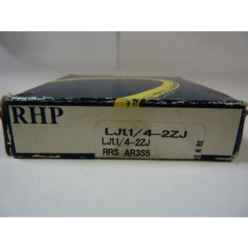 Industrial TRB RHP  611TQO832A-1  LJ1.1/4-2ZJ Sealed Bearing AR3S5 ! NEW !