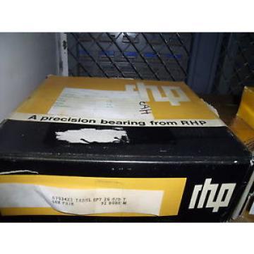 Belt Bearing NEW  750TQO1130-1  RHP B7034X2TADULEP7ZG Set of (2) Bearings
