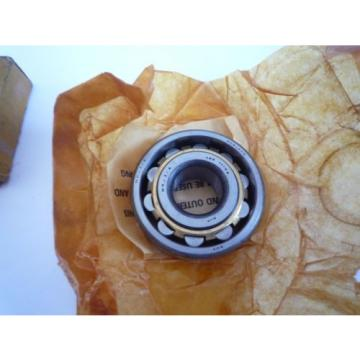 "Belt Bearing RHP  M383240D/M383210/M383210D  BEARING MRJ  3/4"" CYLINDRICAL ROLLER BEARING /  NEW OLD STOCK"