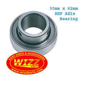 Tapered Roller Bearings RHP  595TQO845-1  30mm x 62mm Axle Bearing FREE POSTAGE WIZZ KARTS