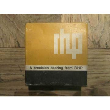Tapered Roller Bearings RHP  EE843221D/843290/843291D  PRECISION BEARING 6206JC DES 1 NEW & BOXED