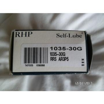 Tapered Roller Bearings RHP  EE641198D/641265/641266D  1035-30G Bearing