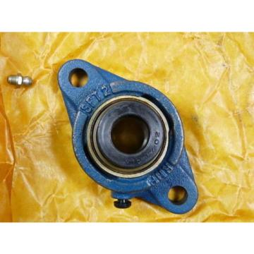 "Belt Bearing RHP  EE641198D/641265/641266D  SFT3/4EC Two Bolt Oval Flange Housing 3/4"" Bore ! NEW !"