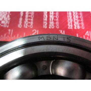 Industrial TRB RHP  LM283649D/LM283610/LM283610D  MSN 15 BEARING R.H.P. MSN 15 (2 4-7/8 1-1/16)