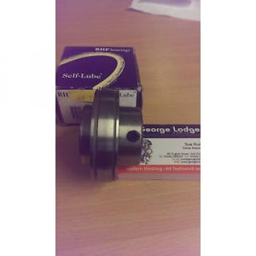 Belt Bearing 1017-16G  EE662300D/663550/663551D  RHP SELF LUBE BEARING INSERT ONLY 16M SHAFT