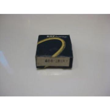 Tapered Roller Bearings 608  1260TQO1640-1  2RSY (Single Row Radial Bearing) RHP