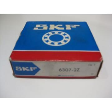 Roller Bearing 6307  462TQO615A-1  2Z (Single Row Radial Bearing) RHP,SKF