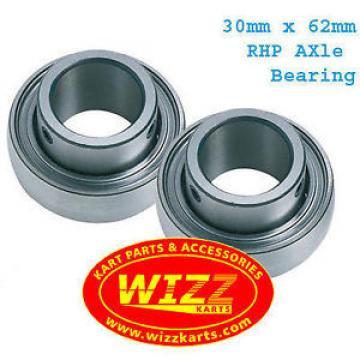 Roller Bearing RHP  LM377449D/LM377410/LM377410D  Set of 2  30mm x 62mm Axle Bearing FREE POSTAGE WIZZ KARTS