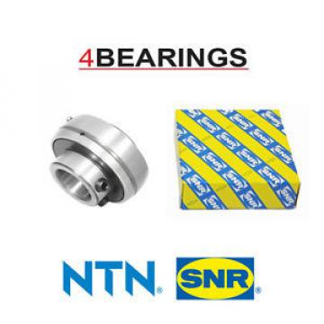 Tapered Roller Bearings NTN/SNR  863TQO1169A-1  UC 201 - UC 218 INSERT BEARING GRUB SCREW ( 1017- 1090 RHP)
