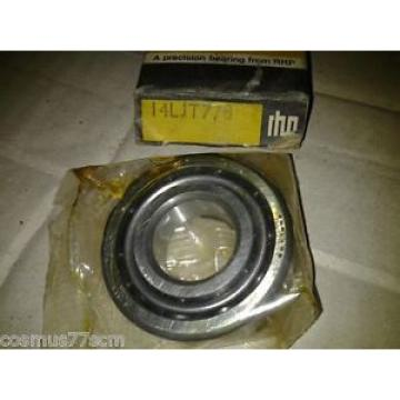 Tapered Roller Bearings Cuscinetto  M272647D/M272610/M272610D  RHP 14LJT7/8 ruota posteriore Innocenti Mini Minor 90? wheel bearing