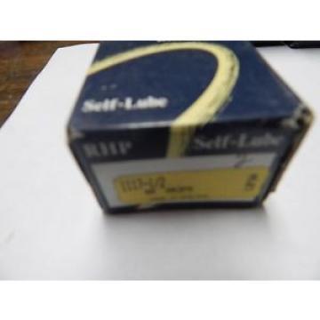Roller Bearing RHP  530TQO780-1  # 1117-1/2 Self Lube Bearing Unit # 2