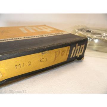 Industrial TRB RHP  710TQO1030-1  LJ2, Deep Groove Ball Bearing, (50,8 x 114,3 x 26,9 mm), New