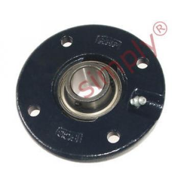 Industrial Plain Bearing RHP  520TQO735-1  FC7/8-RHP 4 Bolt Round Cast Iron Flanged Bearing Unit & 7/8 inch Insert