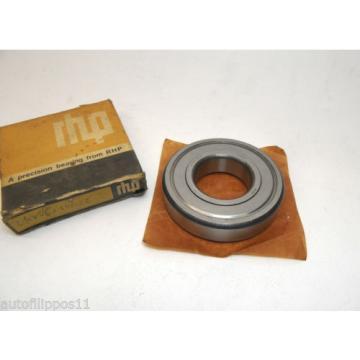 Belt Bearing RHP  555TQO698A-1  LJ1 1/2, Deep Groove Ball Bearing, (38,1 x 82,5 x 19 mm), New