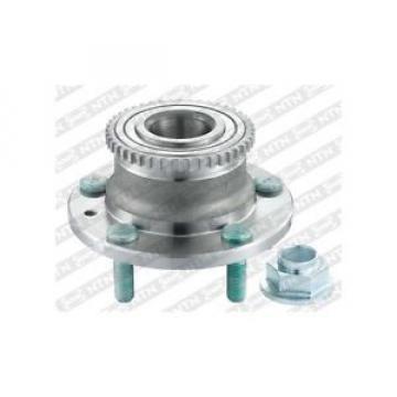 Industrial Plain Bearing SNR  609TQO817A-1  Wheel Bearing Kit R170.37