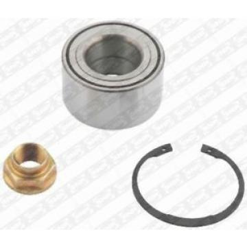 Belt Bearing SNR  850TQO1360-1  Radlagersatz Hinten, Vorne Honda
