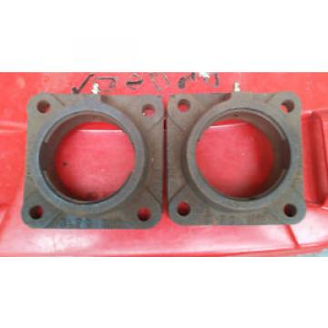 Industrial TRB 2x  676TQO910-1  RHP PILLOW Block FYH Bearing FLANGE unit: SF7