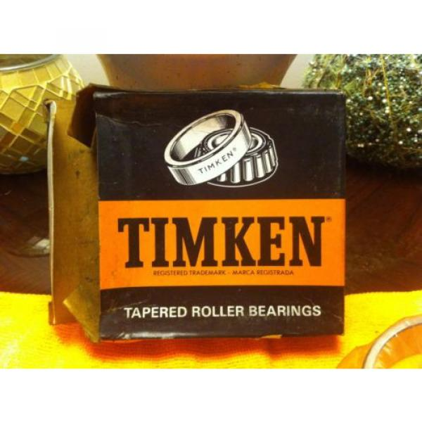 TIMKEN TAPERED ROLLER BEARING #394CS N.O.S. IN ORIGINAL PACKAGING INSIDE AND OUT