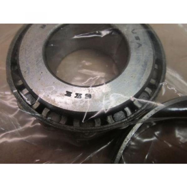 """NEW BOWER 339 TAPERED ROLLER BEARING 1 3/8"""" BORE & 333 RACE / CUP 3 5/32"""" OD #2 image"""