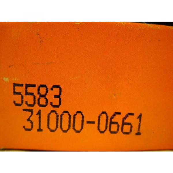 """Timken 5583 Tapered Roller Bearing  Single Cone 2.3750"""" ID, 1.7230"""" Width #2 image"""