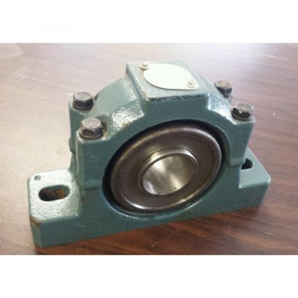 """*NEW*  Dodge  023195   Tapered Roller Pillow Block Bearing Unit   1-11/16"""" #3 image"""