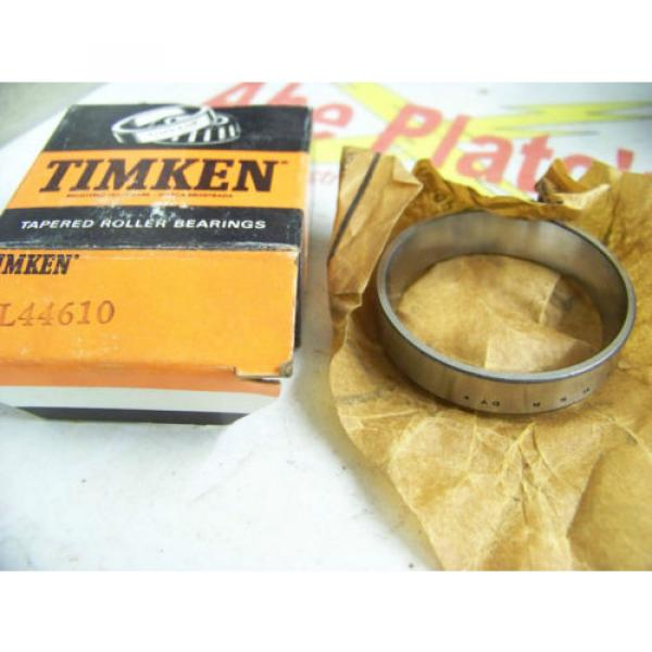 Timken L44610 Tapered Roller Bearing Cup