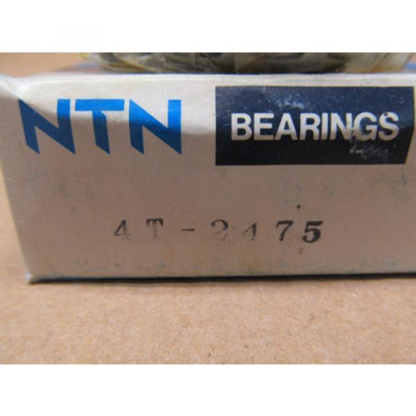 1 NIB NTN 4T-2475 TAPERED ROLLER BEARING CONE