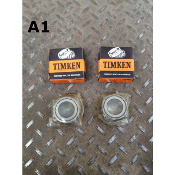 Timken 15578 Tapered Roller Bearing Cone -Lot of 2 NIB #1 image