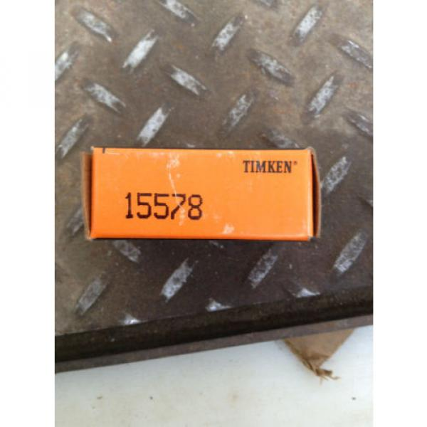 Timken 15578 Tapered Roller Bearing Cone -Lot of 2 NIB #3 image