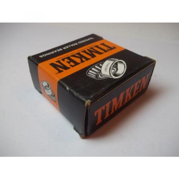 NIB TIMKEN TAPERED ROLLER BEARINGS MODEL # LM67010 NEW OLD STOCK #3 image