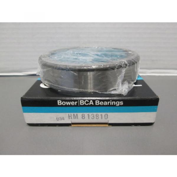 HM813810 BOWER TAPERED ROLLER BEARING