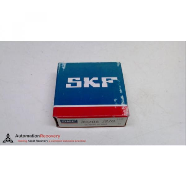 SKF 30206 J2/Q, TAPERED ROLLER BEARING, OUTSIDE DIAMETER: 62MM, INSIDE,  #225213