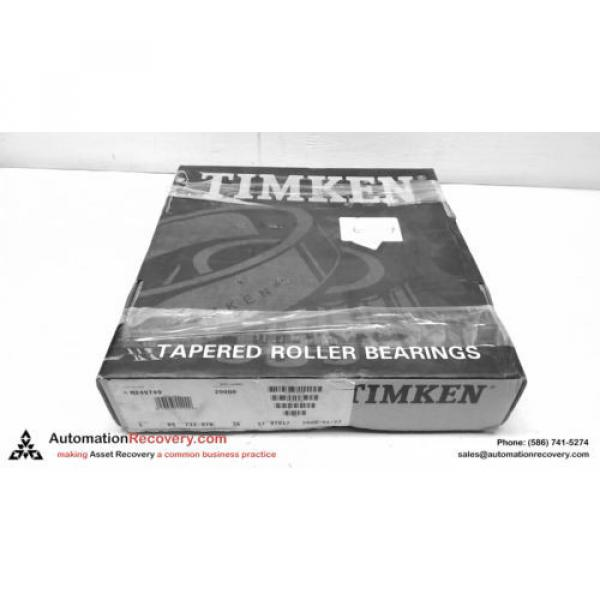 TIMKEN M249749 TAPERED ROLLER BEARING CONE BORE: 254.000MM, NEW #108757