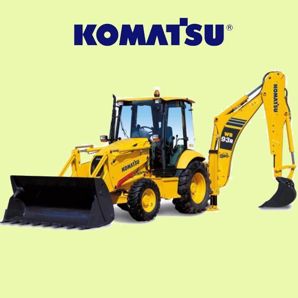 KOMATSU FRAME ASS'Y 14X-21-52104