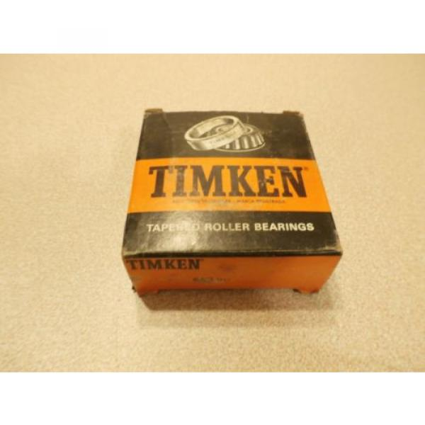 TIMKEN TAPERED ROLLER BEARING 65390