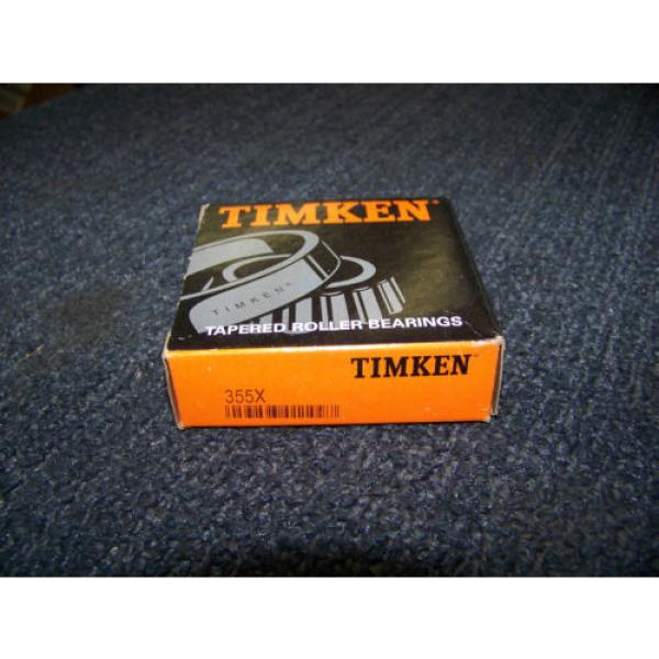 Timken Tapered Roller Bearing 355X New