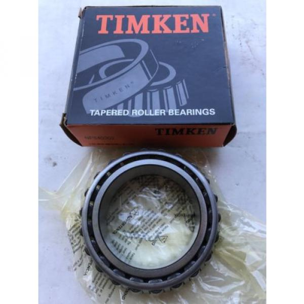 Timken Tapered Roller Bearings NP034946, NP840302 and 2 each 592A brearing races