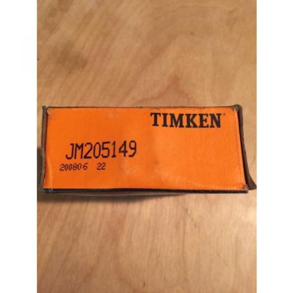 TIMKEN TAPERED ROLLER BEARING, JM205149