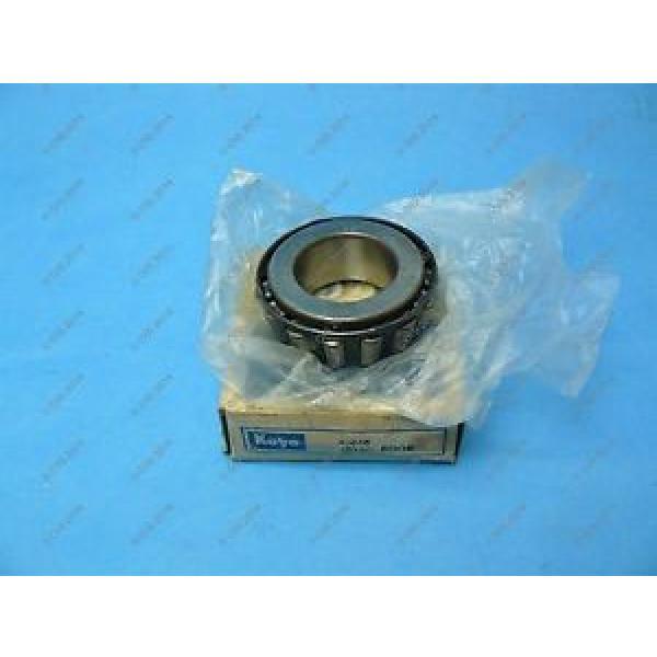 Koyo 15120 Tapered Roller Ball Bearing Cone 62 X 30.213 X 20.638 mm NOS #1 image