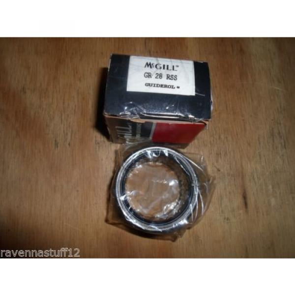 MCGILL GR-28-RSS PRECISION BEARING (NEW IN BOX)