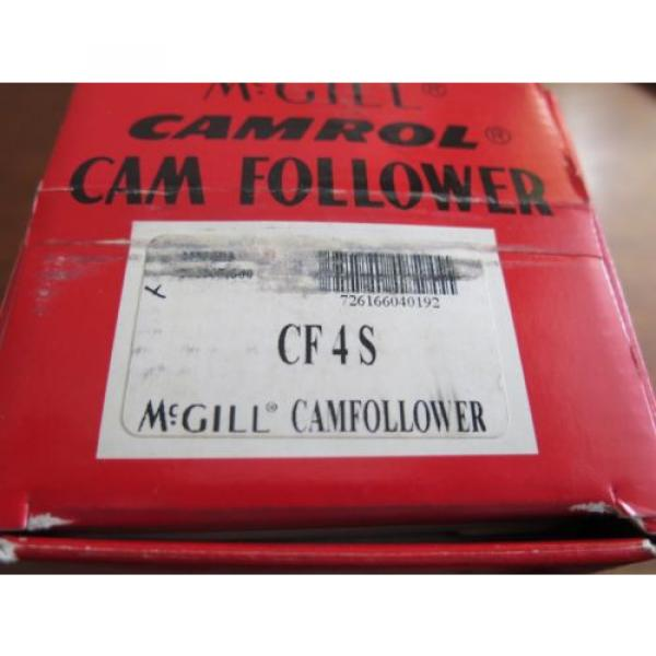 McGill CF4S Cam Follower