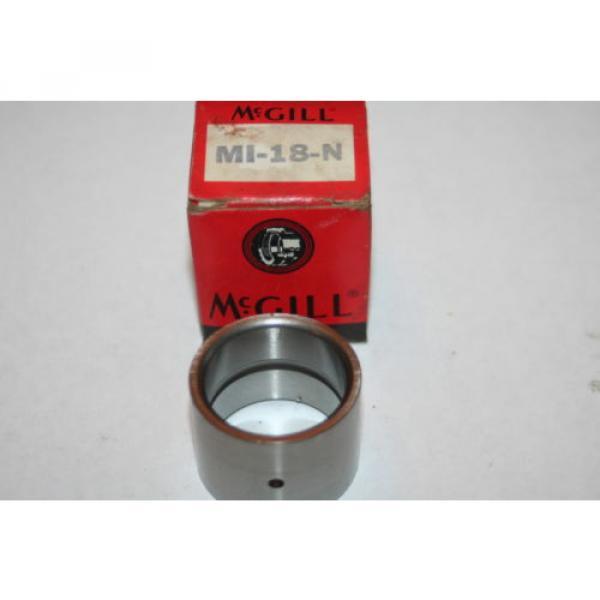 "McGill MI-18-N Precision Inner Race Bearing 1-1/8"" ID * NEW *"