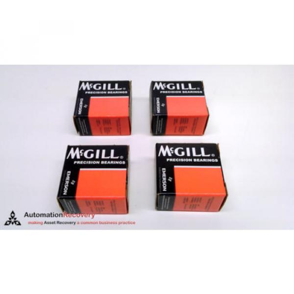 "MCGILL MI 6 - PACK OF 4 - NEEDLE ROLLER BEARING  3/8"" X 5/8"" X 25.7MM, N #216238"