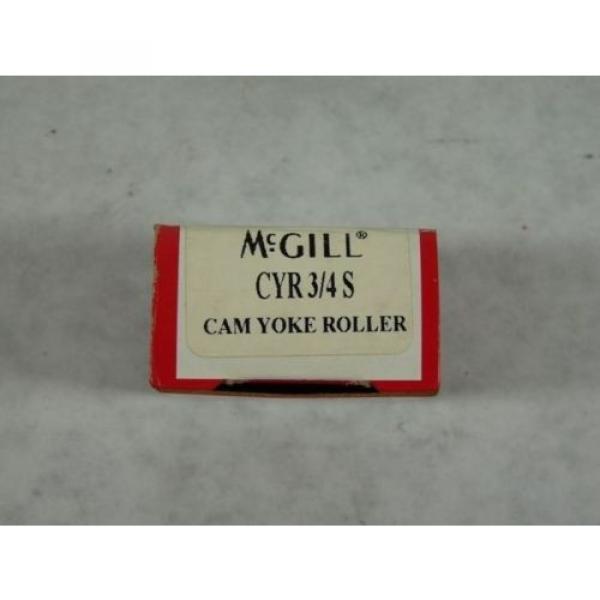 McGill CYR-3/4-S Cam Yoke Roller 19.05x12.7x14.28mm ! NEW !