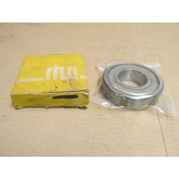 Roller Bearing NIB  530TQO750-1  RHP 6309ZZC3 BEARING METAL SEALED 6309 ZZ C3 63092Z 45x100x25 mm