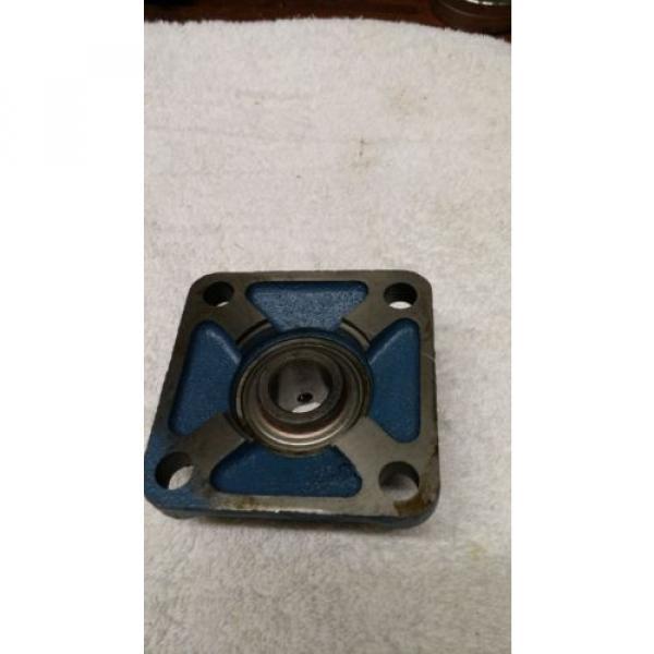 Belt Bearing ENGLAND  1370TQO1765-1  1020-3/4 RHP square flanged cast housing mounted bearing #3 image